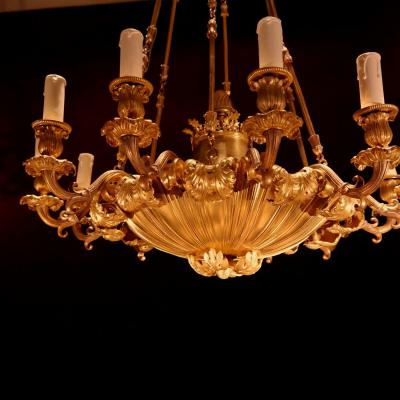 lustre ancien sur proantic louis philippe restauration charles x 19 me si cle. Black Bedroom Furniture Sets. Home Design Ideas