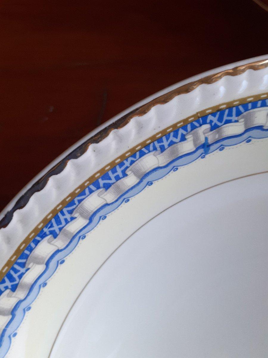 Service de Table Portland Pottery Cobridge Regal Works Staffordshire  28 pièces-photo-1