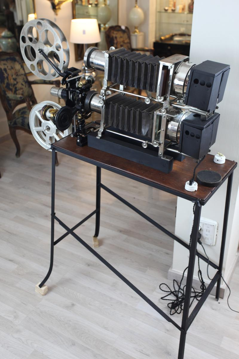 Kinetoscope Projector Thomas Edison - scientific instruments