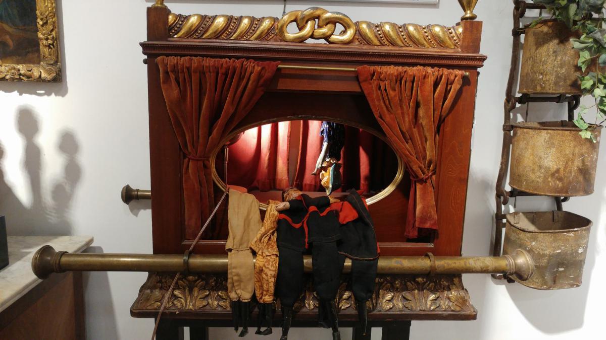 Théâtre Portable, Debut Du XXe Siècle