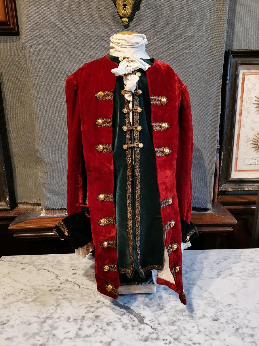 Vieux Costume Luis XVI