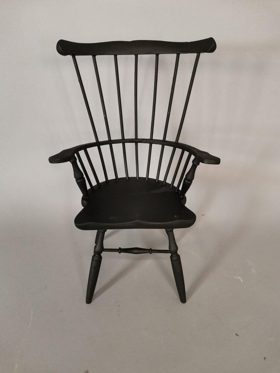 Windsor Miniature Chair XIX Eme