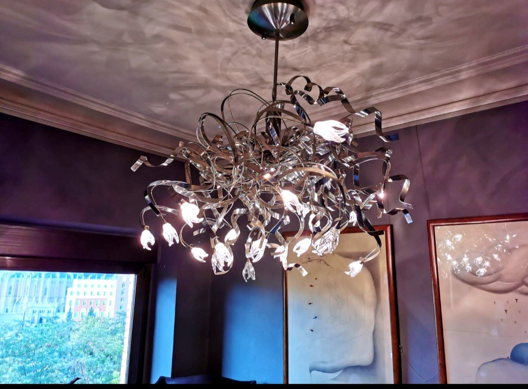 Modern Chandelier From The 80s