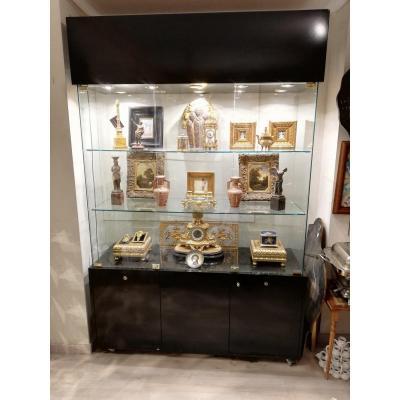 4 50s Jewelry Showcases