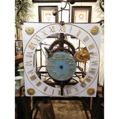 Horloge De Tour XVI Eme Siecle