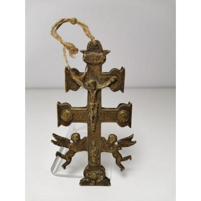 Croix De Caravaca XVII SiÈcle
