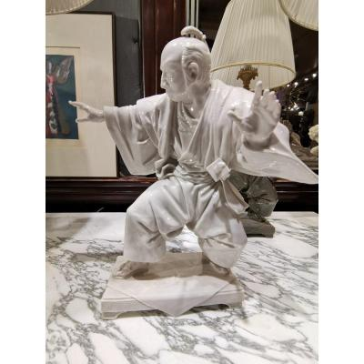 Paire Porcelaine Asiatique