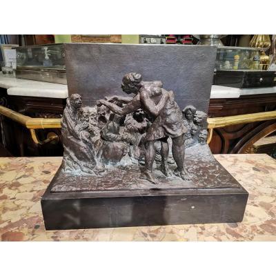 Bronze Apres Goya