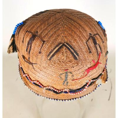 Chapeau Africain Debut 1900