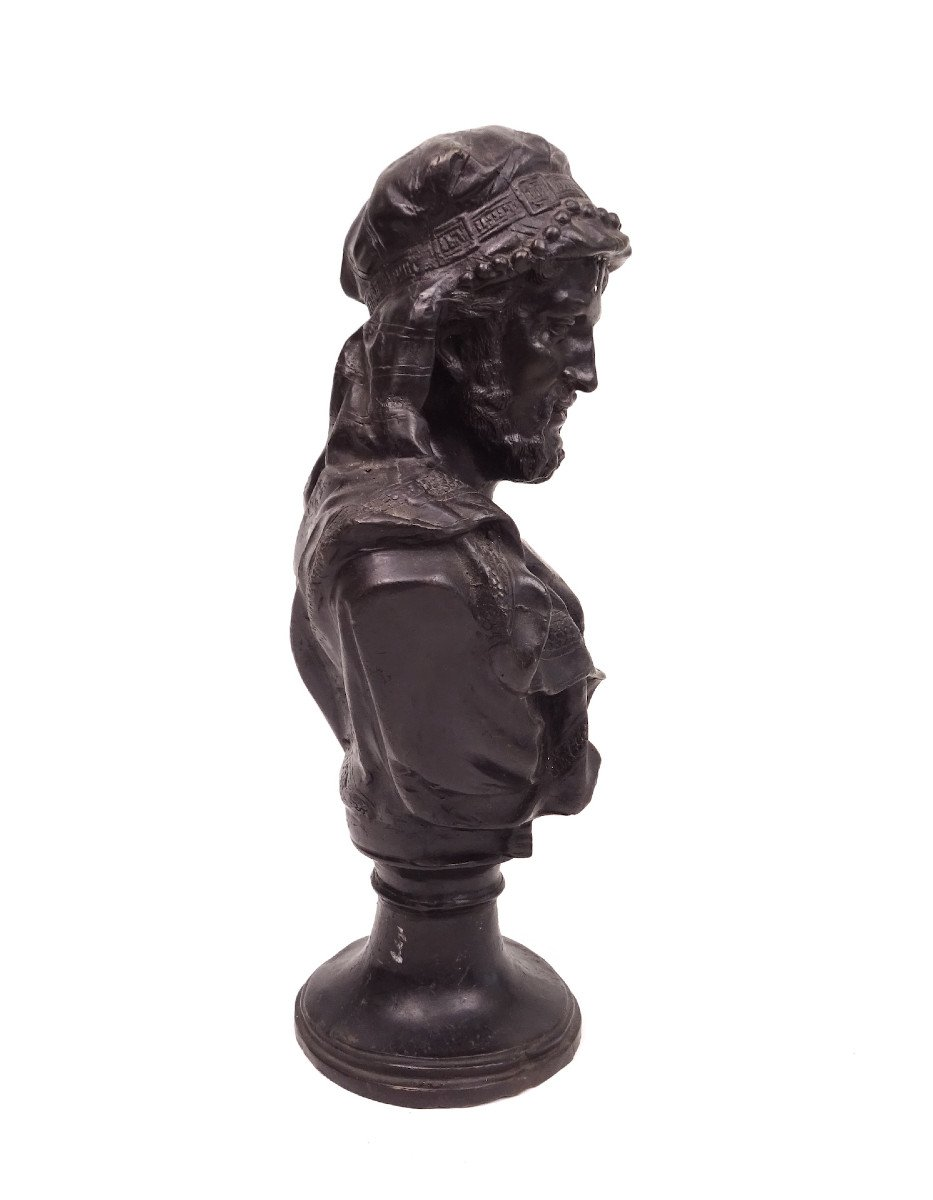 Classic Characters, Copy Of Bronze Busts-photo-6