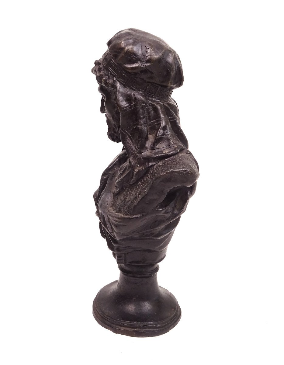 Classic Characters, Copy Of Bronze Busts-photo-8