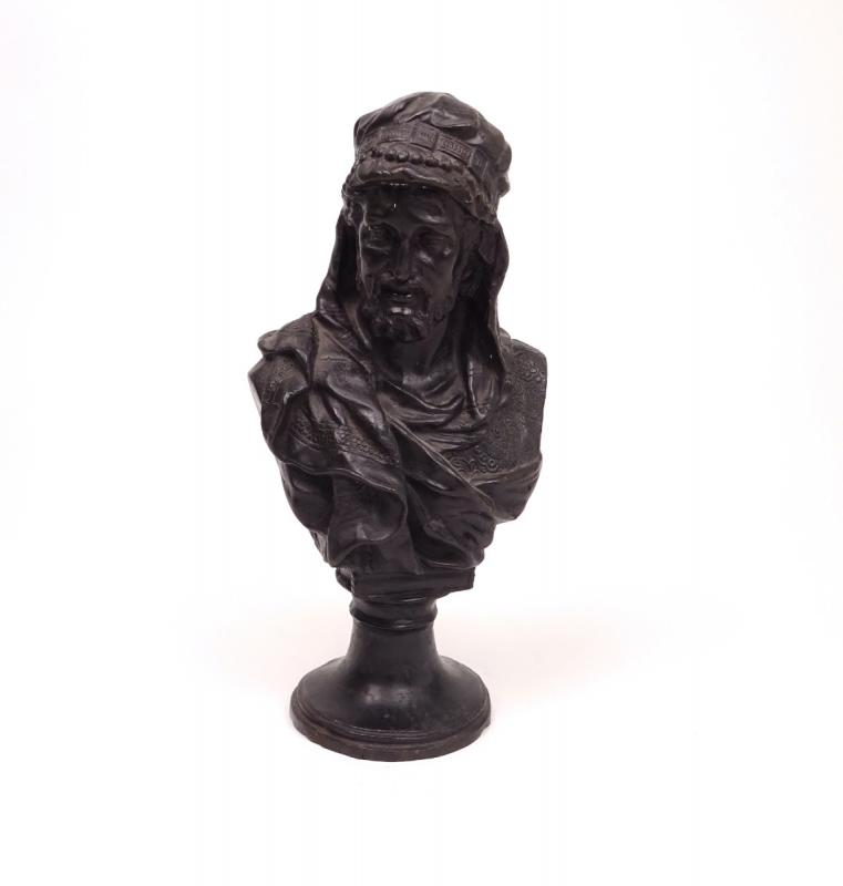 Classic Characters, Copy Of Bronze Busts-photo-3