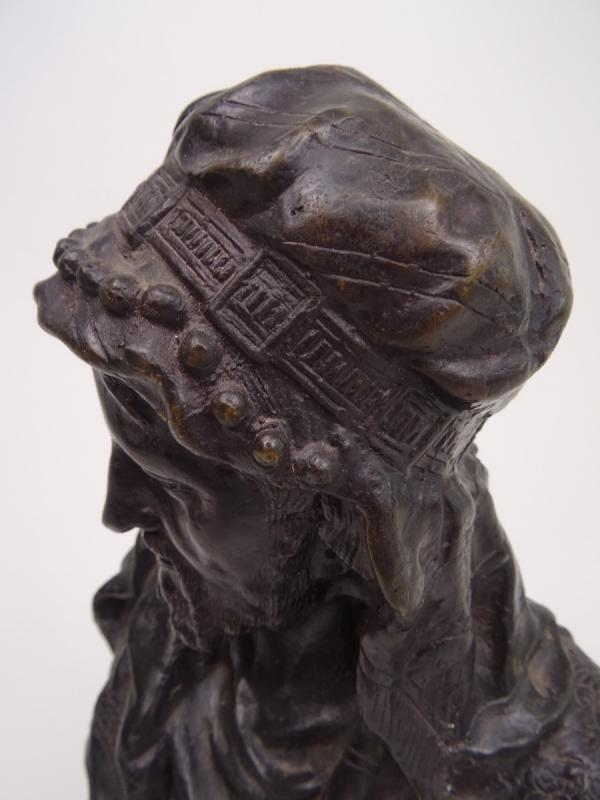 Classic Characters, Copy Of Bronze Busts-photo-4