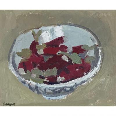 Pierre Coquet - The Small Bowl Of Radish (f162)