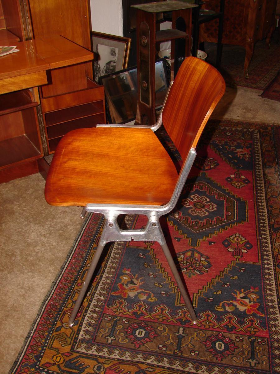 Nombreuses Chaises Design 1970/80 Qualité Top-photo-4