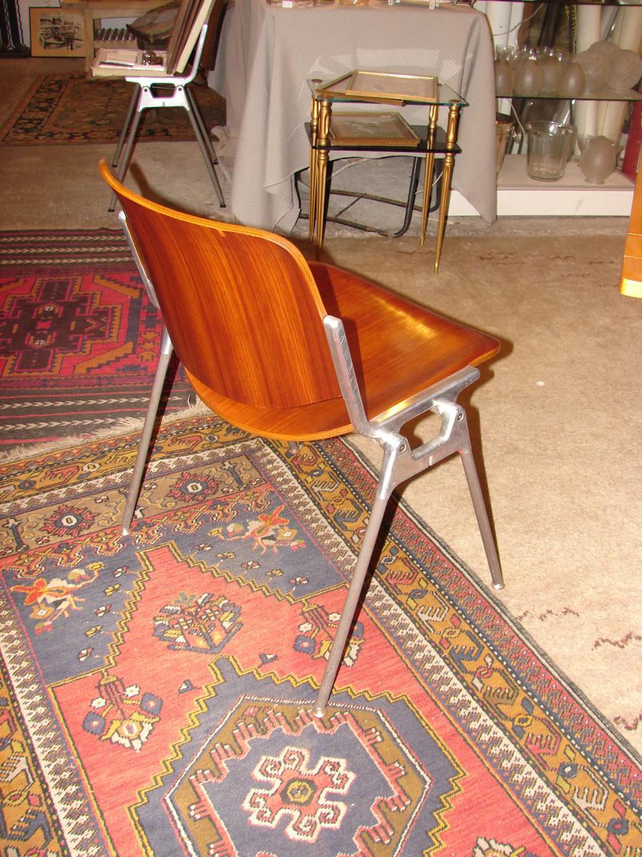 Nombreuses Chaises Design 1970/80 Qualité Top-photo-5