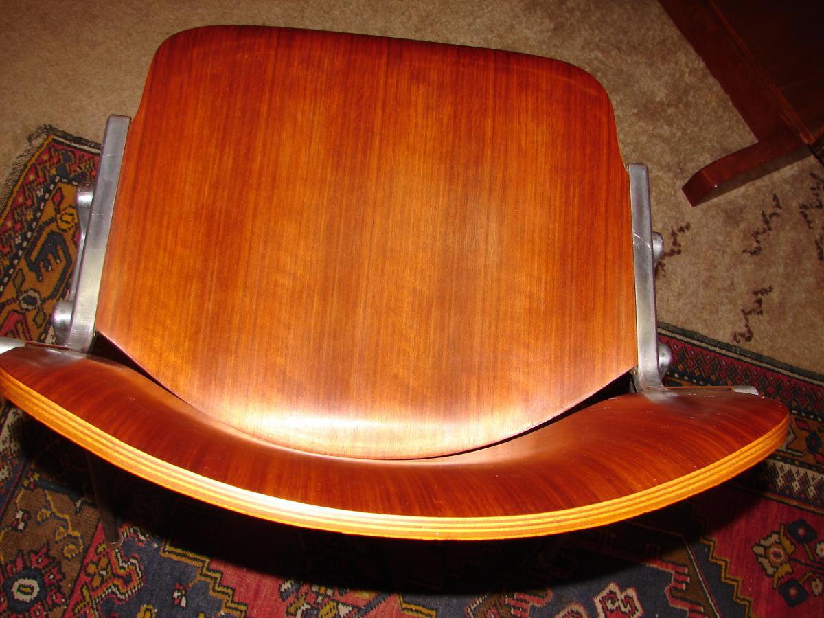 Nombreuses Chaises Design 1970/80 Qualité Top-photo-8