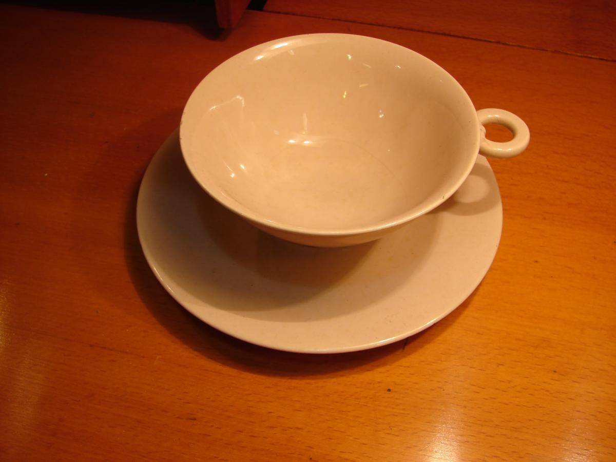 Galerie Rouard 4 Tasses En Ceramique-photo-2