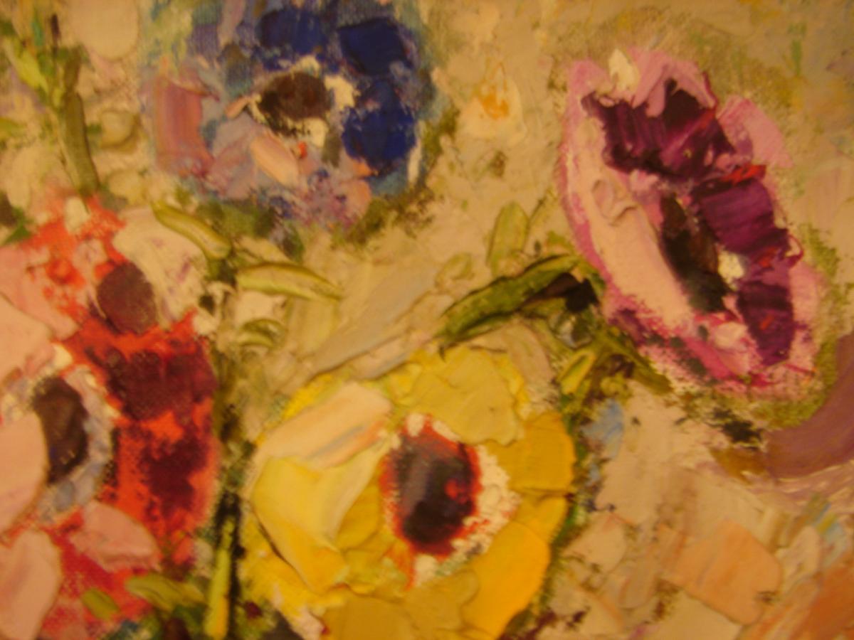 Pierre Baldi  Bouquet De Fleurs-photo-4