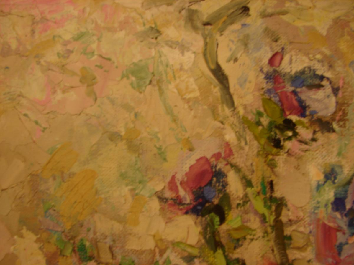 Pierre Baldi  Bouquet De Fleurs-photo-1