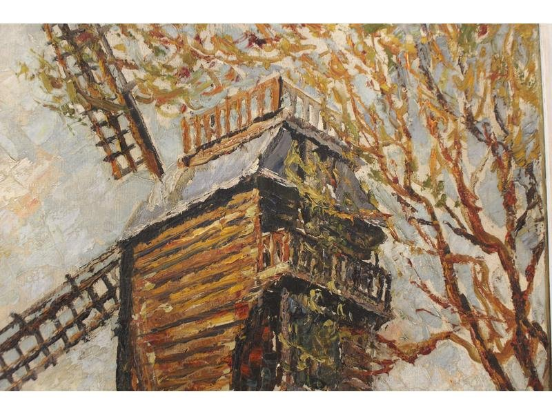 Fernand Laval 1948 Le Moulin