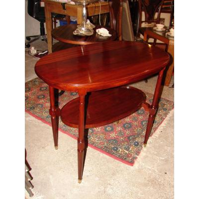 Small Oval Table 1925