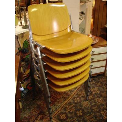 Many Chairs Design Top Quality 1970-1980