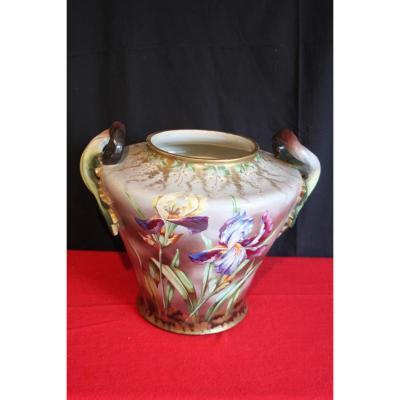 Cache Pot Art Nouveau