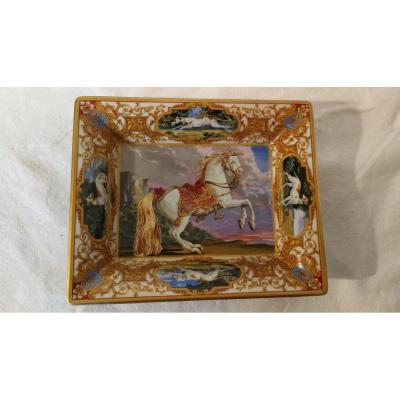Paris Porcelain Tray