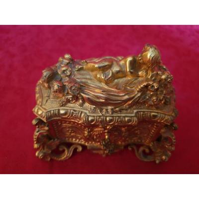 Napoleon III Period Box