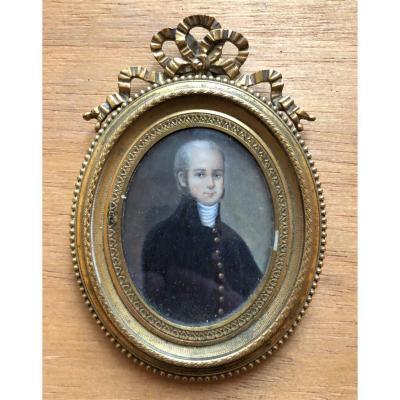 Miniature Empire, Portrait d'Homme