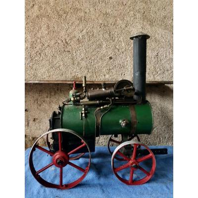 Locomobile à Vapeur, Grande Reduction Ancienne