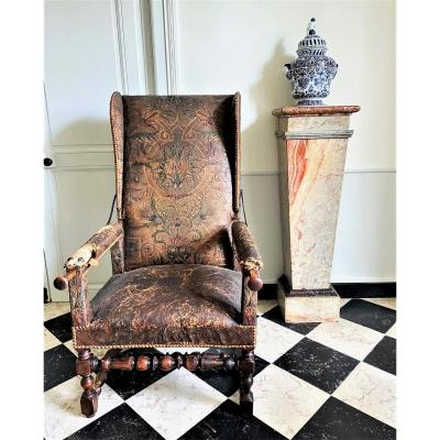 Louis XIV Patient Armchair