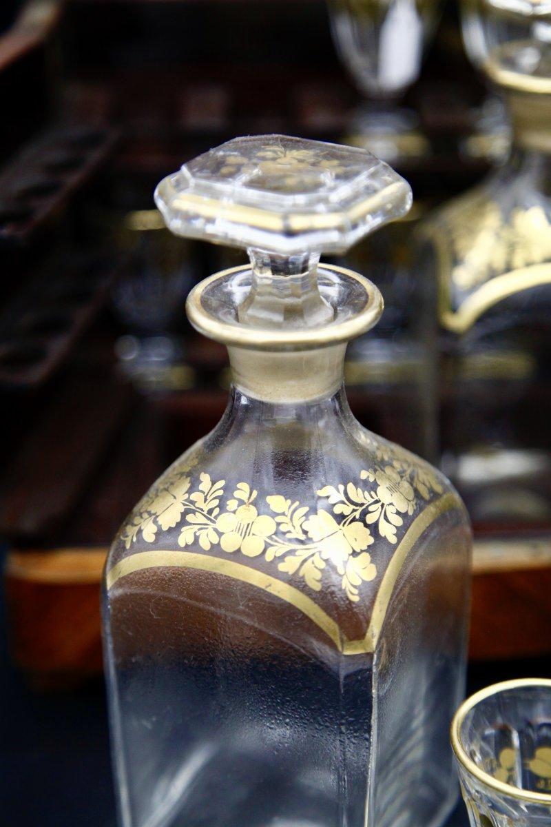 Small Napoleon III Liquor Cellar-photo-4