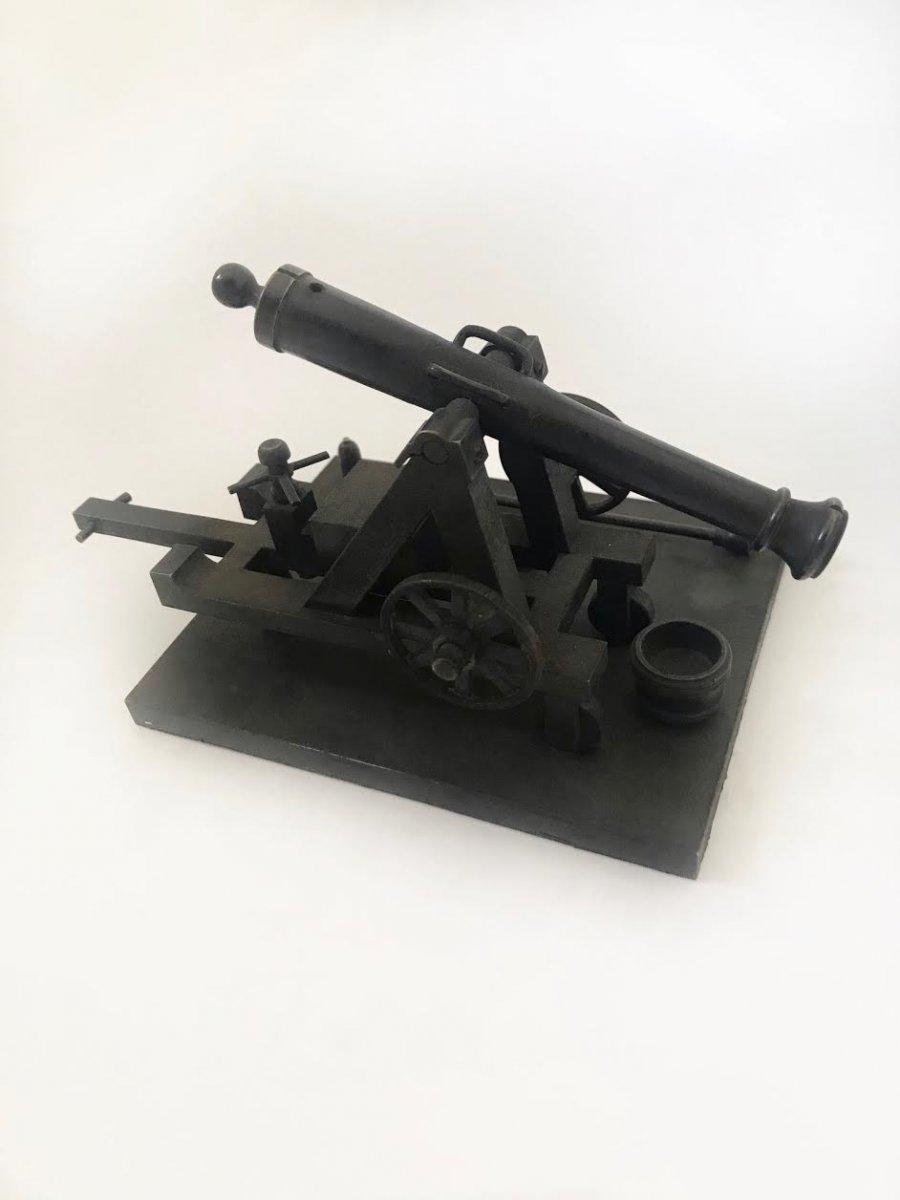 Canon Bronze Militaria-photo-2