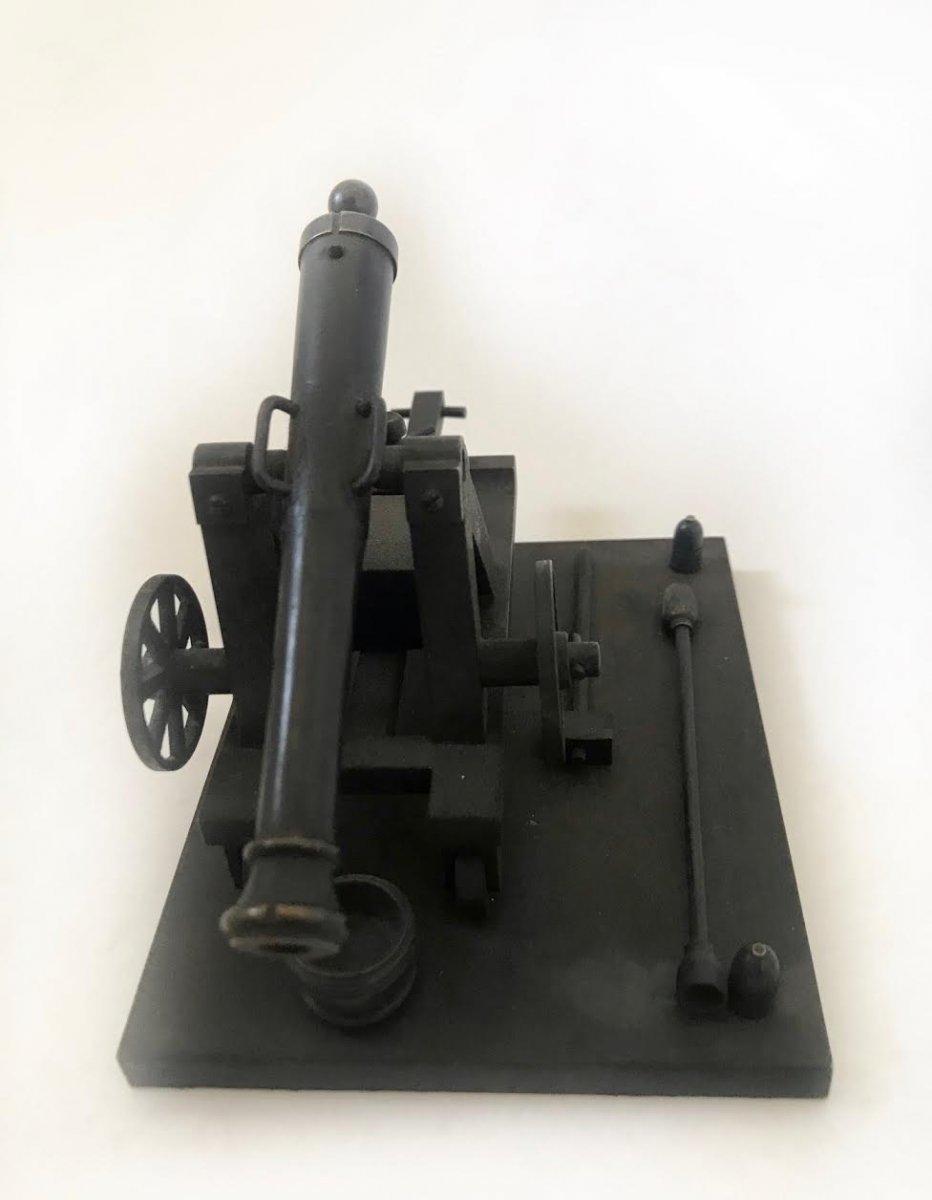 Canon Bronze Militaria-photo-3