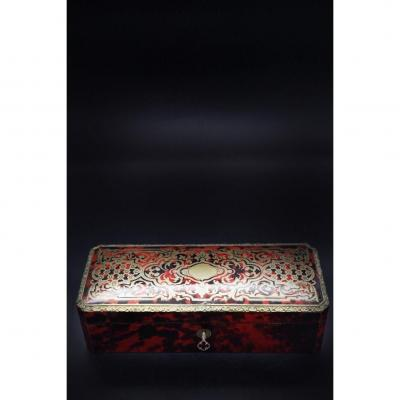 Napoleon III Glove Box
