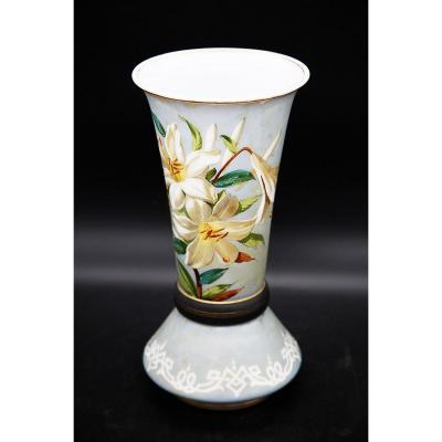 Vase Opaline  - Napoléon III