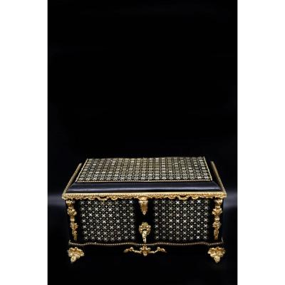 Napoleon III Jewelry Box