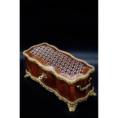 Coffret A Bijoux Napoléon III