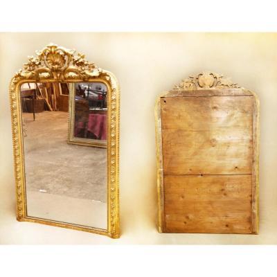 Miroir Doré Napoléon III