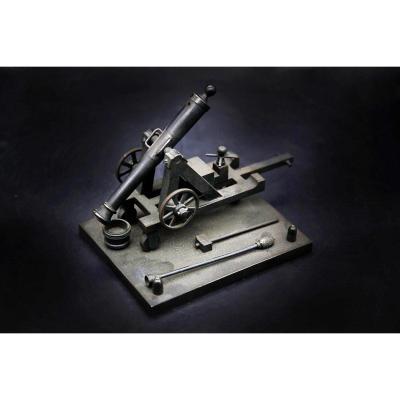 Gun Bronze Militaria