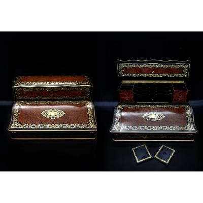 Grande Écritoire - Époque Napoléon III