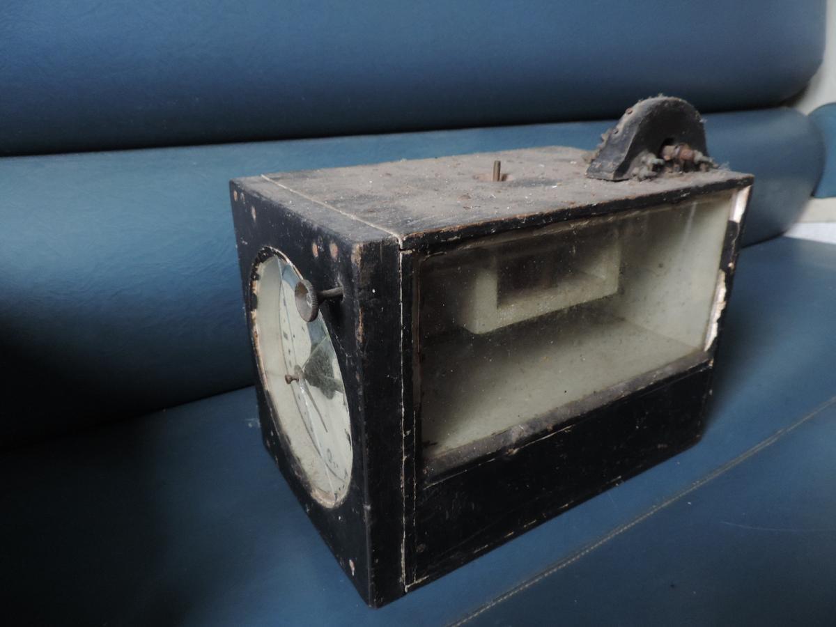 Orders Transmitter (chadburn) Prototype