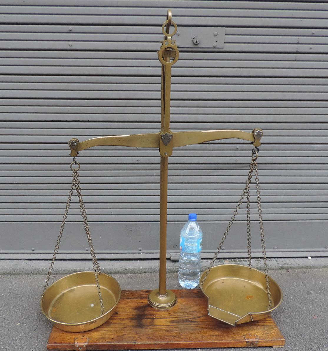 Grande Balance XIX