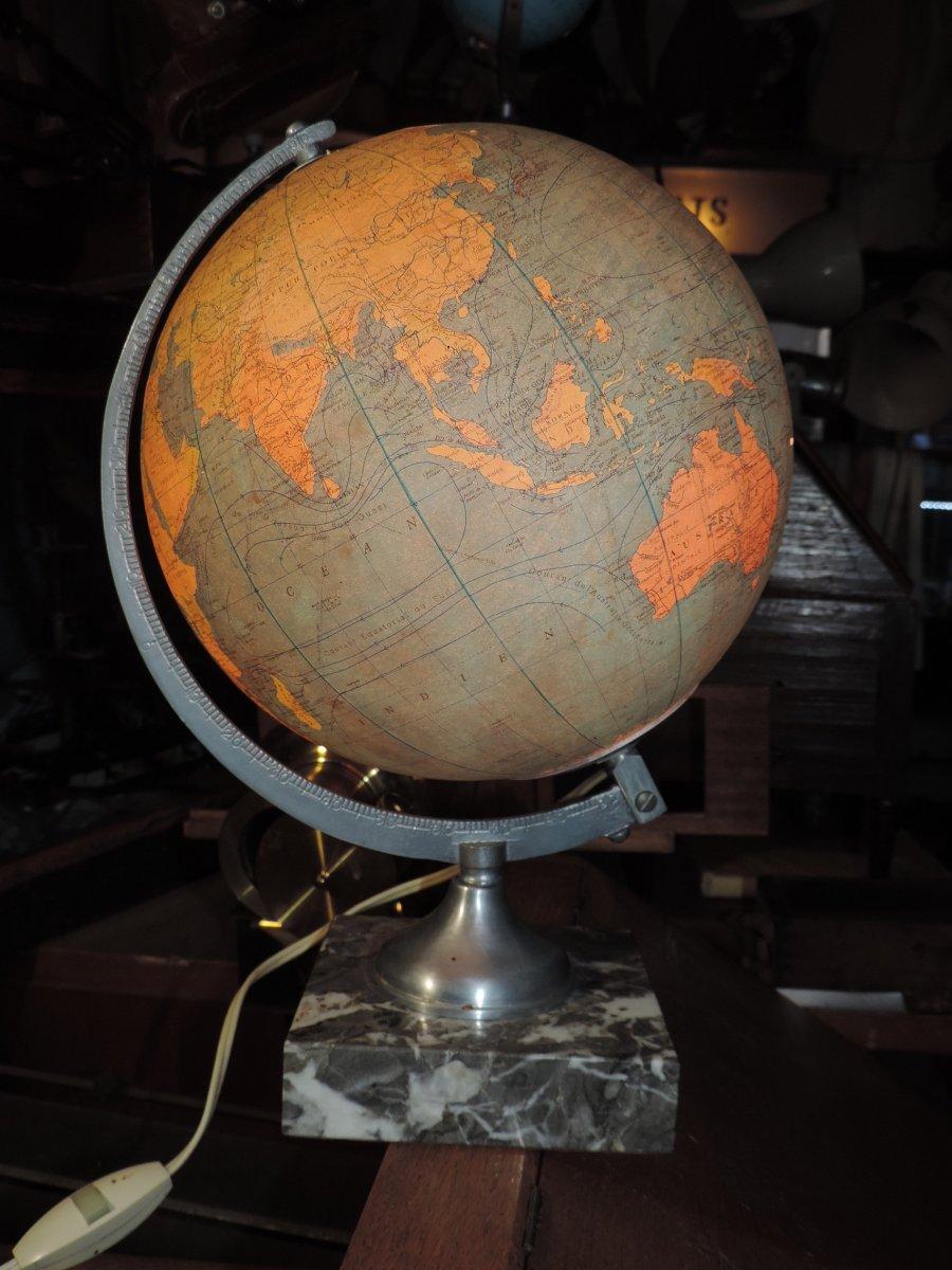 Globe Terrestre Lumineux-photo-2
