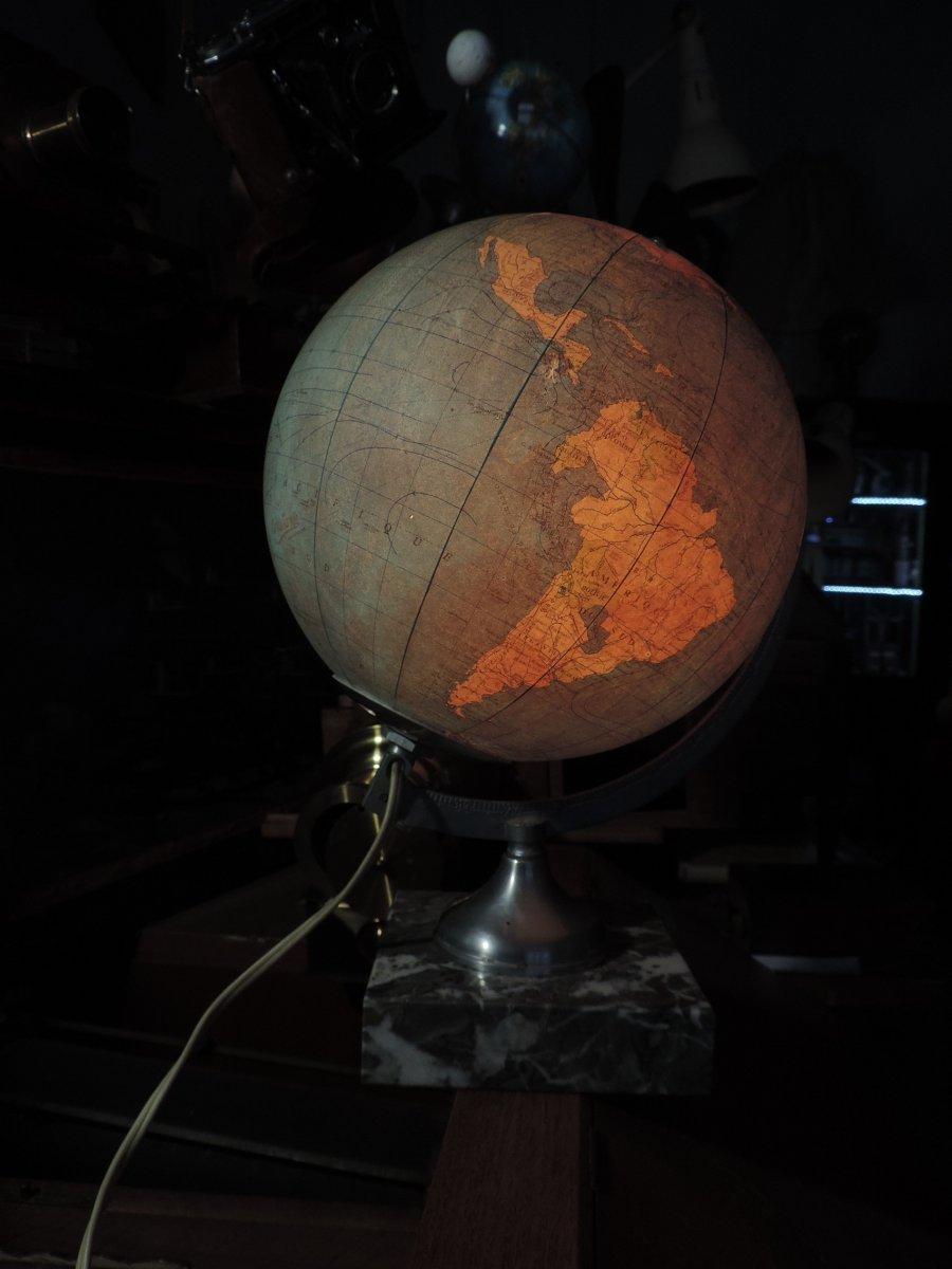 Globe Terrestre Lumineux-photo-3