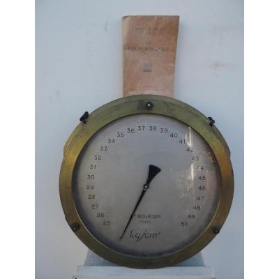 Very Large Manometer