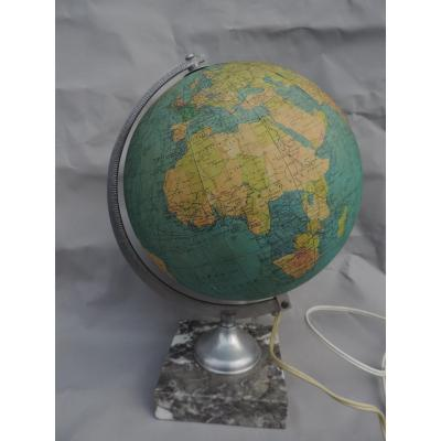Luminous Earth Globe