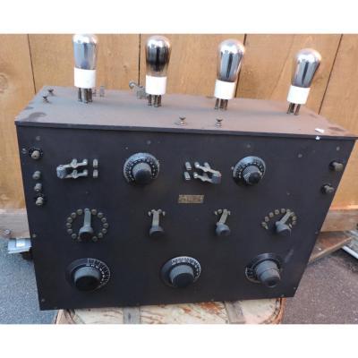 poste  de radio de marque    à 4 Lampes Extérieures